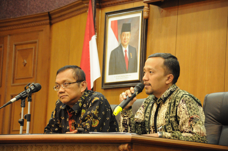 Kepala Perwakilan menutup acara sosialisasi