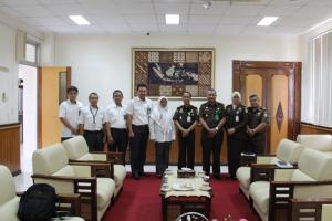 Kunjungan ke Kejaksaan Tinggi D.I. Yogyakarta