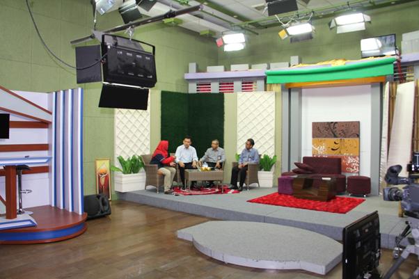 Media Visit ke RBTV Yogyakarta